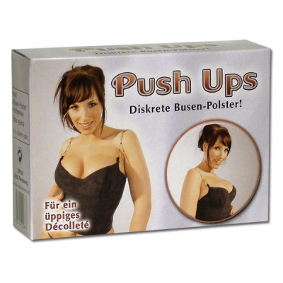 INSERTI PUSH-UP ADESIVI COLOR CARNE PER COPPE A E B