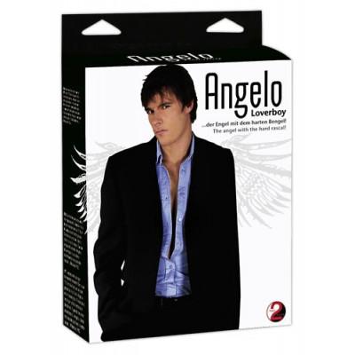 "BAMBOLO GONFIABILE ""ANGELO"""