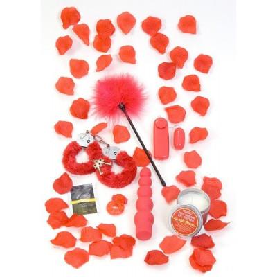 Kit Romantico Red Romance Gift Set