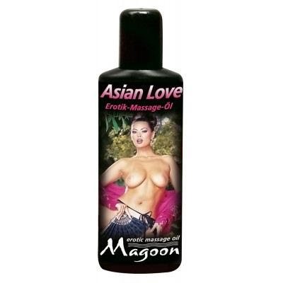 "OLIO PER MASSAGGI MAGOON ""ASIAN LOVE\"" - 100 ML"