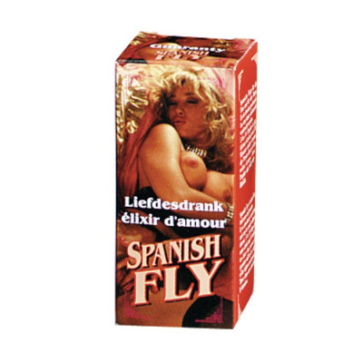 "GOCCE IPERSTIMOLANTI ""SPANISH RED FLY"" - 15 ML"
